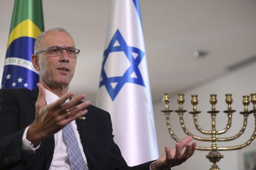 Embajador de Israel - No hemos sido destruidos porque Dios cuida a Israel - Jerusalén
