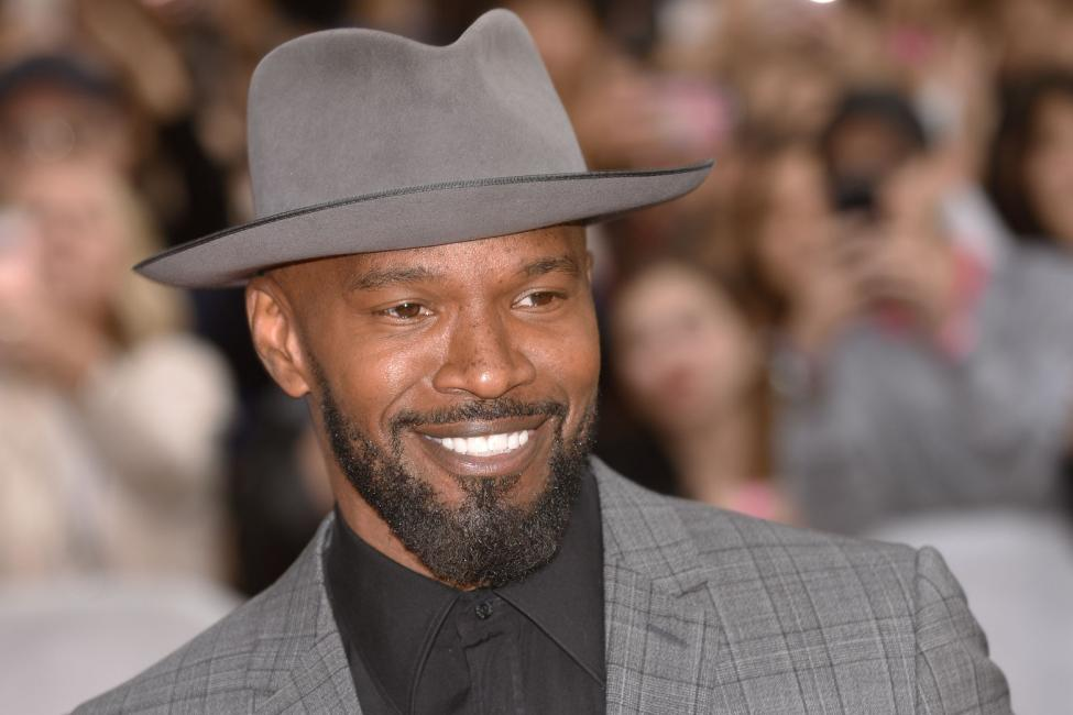 Jamie Foxx honored