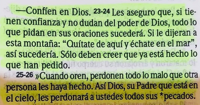 confien en Dios versiculos biblicos acerca de la confianza en Dios