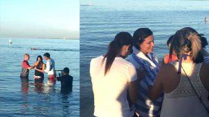 rashel diaz bautizo cristiano