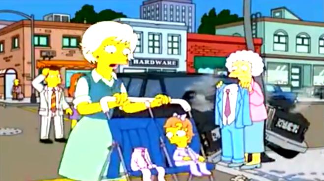 Los Simpsons Predicen el Rapto de la Iglesia