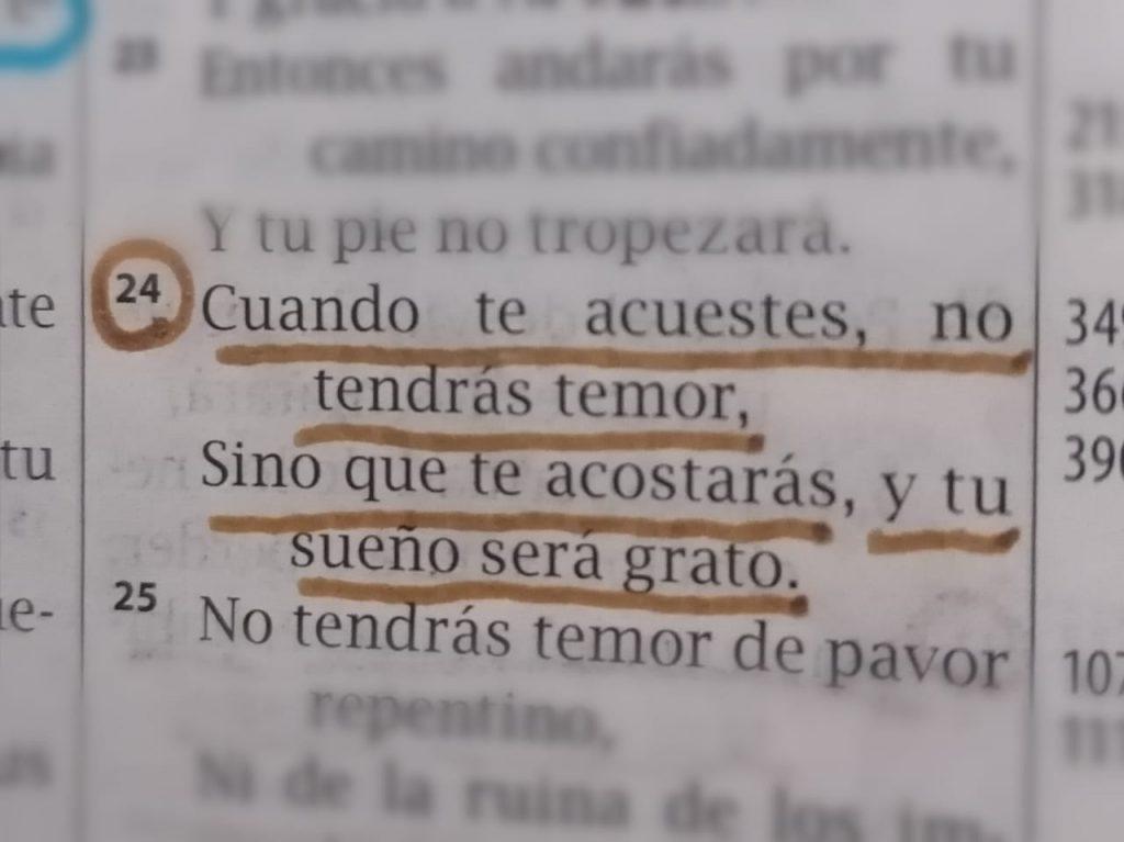 Proverbios 3:24
