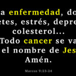 Marcos 9-23-24 orar con fe