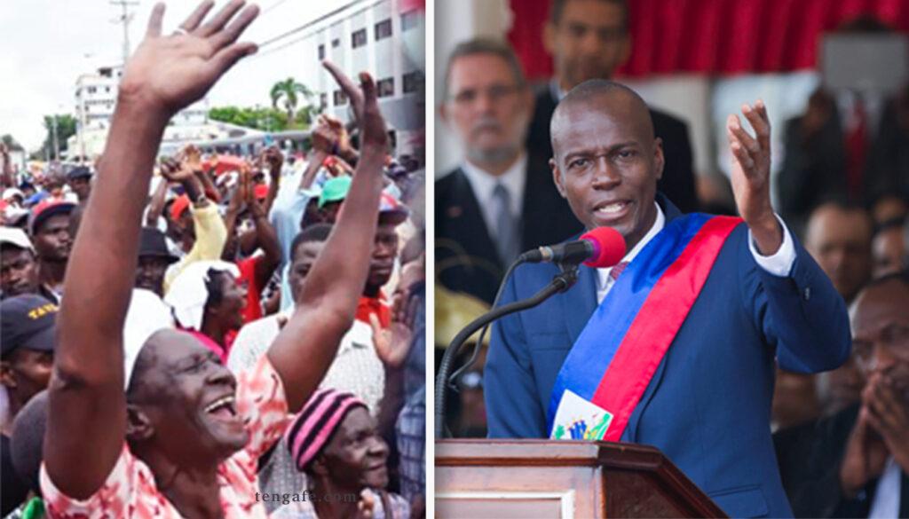 Presidente de Haití reconoce que Jesucristo es la Única esperanza para la Nación
