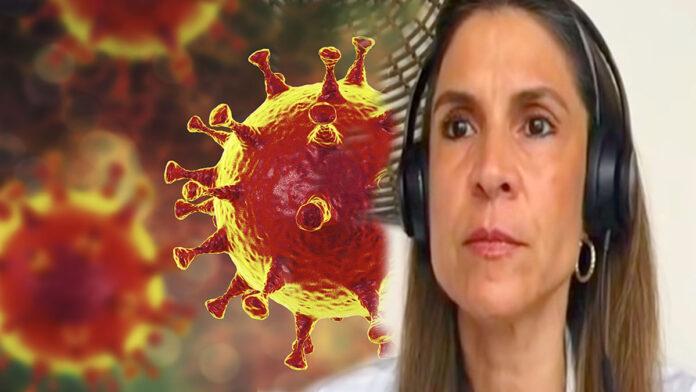 Doctora maría eugenia barrientos comparte tratamiento para el covid-19