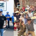 Dante Gebel ayuda a paliar el hombre con obra misionera en Pakistán