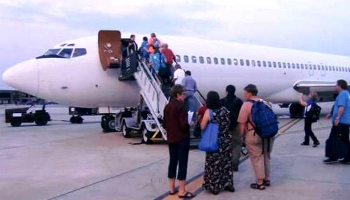 primera aerolínea Cristiana