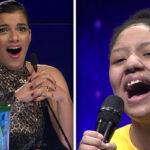 Dominicana's Got Talent Keren montero sorpreden a los jueces con su forma inspiradora de cantar