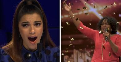 Ana Yvelise García venció el cancer y enamoró las redes con su forma inspiradora de cantar