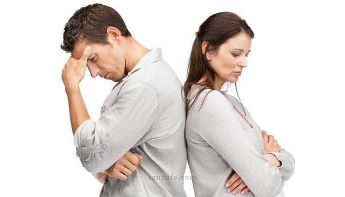 errores más comunes del divorcio