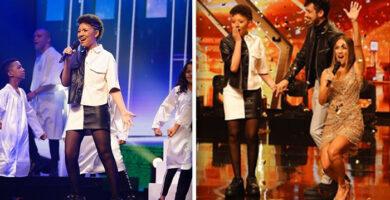 Keren Montero es la ganadora de Dominicana Got talent 2021