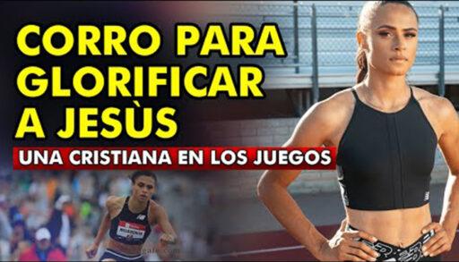 Sydney McLaughlin una atleta cristiana que rompiò record mundial y que ha dado unas declaraciones sobre su fe en Dios que son de mucha motivaciòn y esperanza en los juegos olimpicos tokyo 2020
